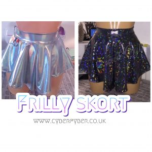 be3a92763d Skirts Archives - Cyber Fyber UK